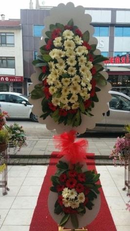 Çift katlı düğün açılış çiçeği  Zonguldak çiçek satışı