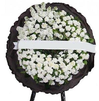 Cenaze çelengi çiçeği modelleri  Zonguldak internetten çiçek satışı