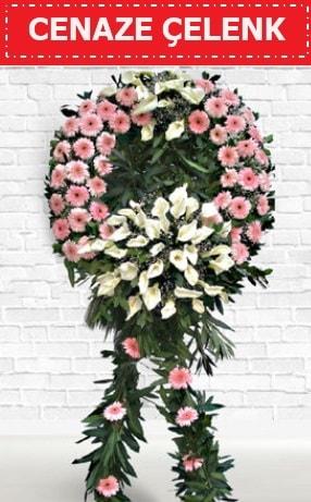 Çelenk Cenaze çiçeği  Zonguldak hediye çiçek yolla