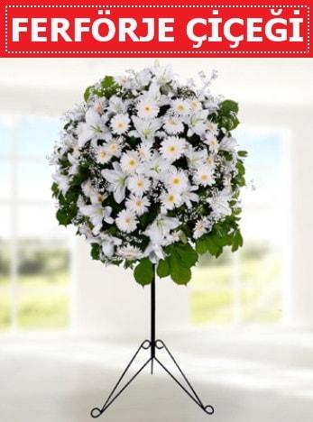 Ferförje aranjman çiçeği  Zonguldak çiçekçi telefonları