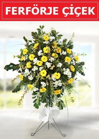 Ferförje çiçeği modeli  Zonguldak çiçek gönderme sitemiz güvenlidir