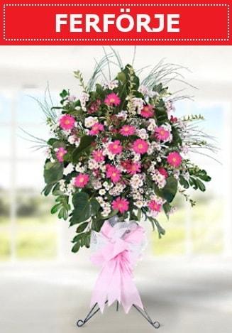 Ferförje düğün nikah açılış çiçeği  Zonguldak çiçek yolla