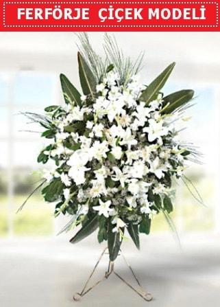 Ferförje çiçek modeli  Zonguldak çiçekçi telefonları