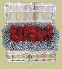 Zonguldak anneler günü çiçek yolla  Sandikta 11 adet güller - sevdiklerinize en ideal seçim